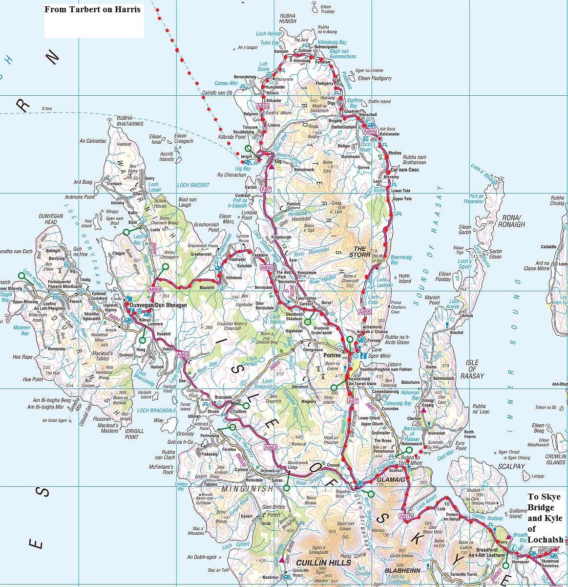 Hebridean Journeys Part 1