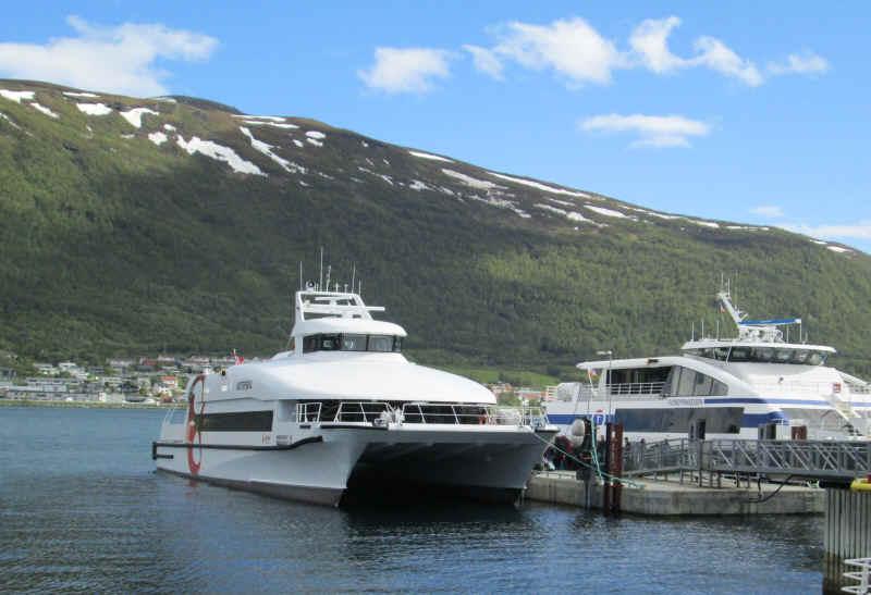 Hurtigbåt tromsø