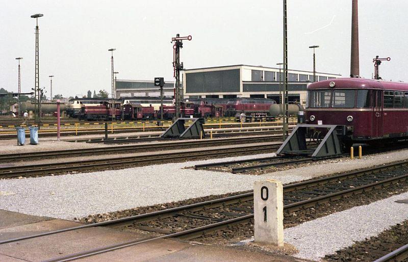 Deutsche Bundesbahn In 1980 Part